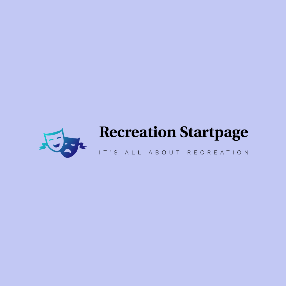 Recreation-startpage